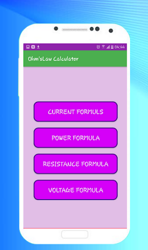 Volt Amp Watt Ohm Calculator On Google Play Reviews Stats