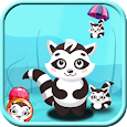 Save Racoon - Bubble Shooter icon