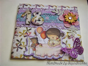 Photo: A GIRL CARD