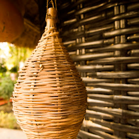 Bamboo art by Debopam Banerjee - Artistic Objects Other Objects ( bamboo art, bamboo, wood, retro, yellow, exotic, photography, asian, village, nature, no people, bark, india, traditional art, objects, construction, black, timber, west bengal, backgrounds, art, indian, traditional, shot vertical, close-up, environment, wooden, trunk, outdoor, branch, brown, santiniketan, day )