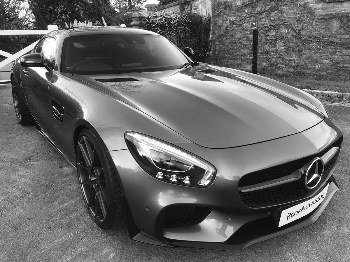 Mercedes-benz Amg Gts Hire Alderton