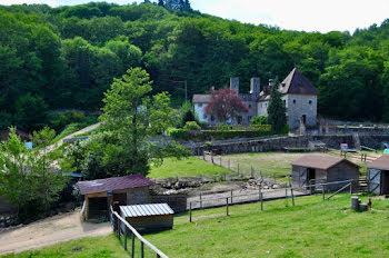 maison à Saint-Sernin-du-Bois (71)
