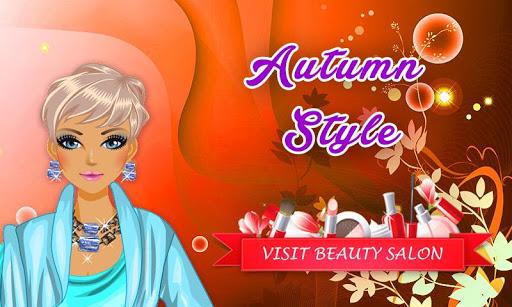 Autumn Style: Makeup Salon