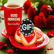Good morning gif images anim apps on google play good morning gif images anim negle Gallery