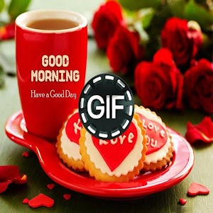 Good morning gif images anim android apps on google play good morning gif images anim negle Images