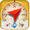 Compass for google map icon