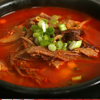 Weight Watchers Spicy Beef Soup