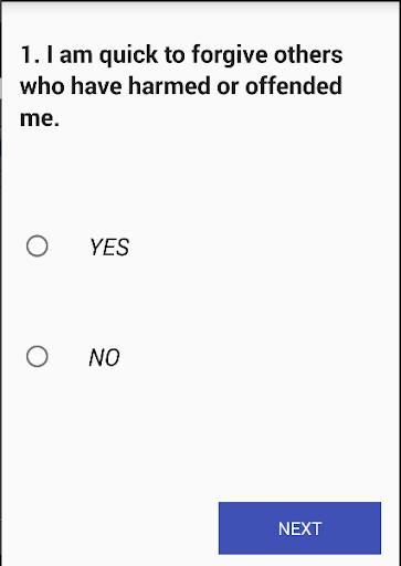 Intolerance Check