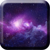 Galaxy Parallax Live Wallpaper