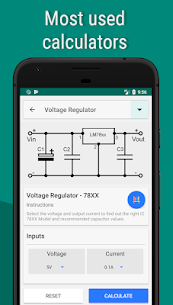 Electronics Engineering Calculators App Download For Android 4