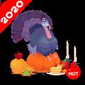 🦃 Thanksgiving Sticker - Happy Thanksgiving Day icon