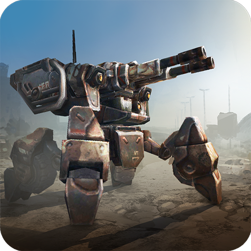 Mech Legion: Age of Robots file APK for Gaming PC/PS3/PS4 Smart TV