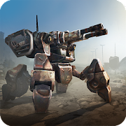 Download Game Mech Legion: Age of Robots [Mod: money + robots] APK Mod Free
