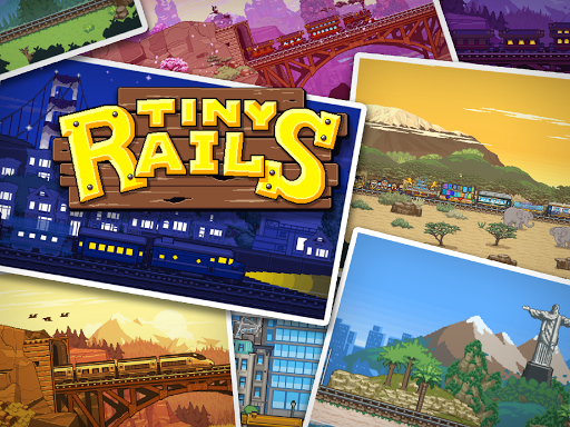 Tiny Rails modavailable screenshots 24