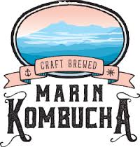 Logo for Marin Kombucha Original Oak