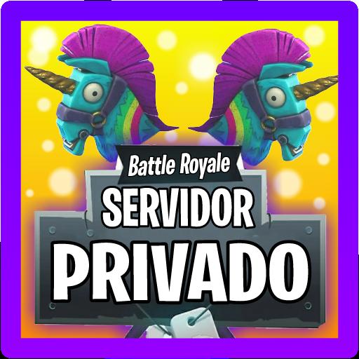 Servidor Privado de Battle Royale - Pavos y Skins file APK Free for PC, smart TV Download