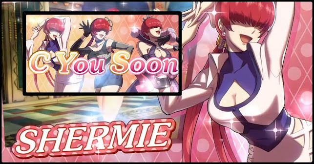 [SNK HEROINES Tag Team Frenzy] เชอร์มี่มาแล้ว!