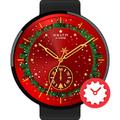 X-Mas watchface by Delta
