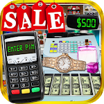 Credit Card Cash Register Sim Icon