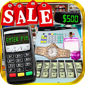 Credit Card Cash Register Sim
