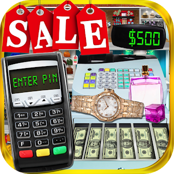 Baixar Credit Card Cash Register Simulator - Money Games