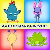 Guess Galinha Game