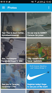 KLM Curaçao Marathon screenshot 5