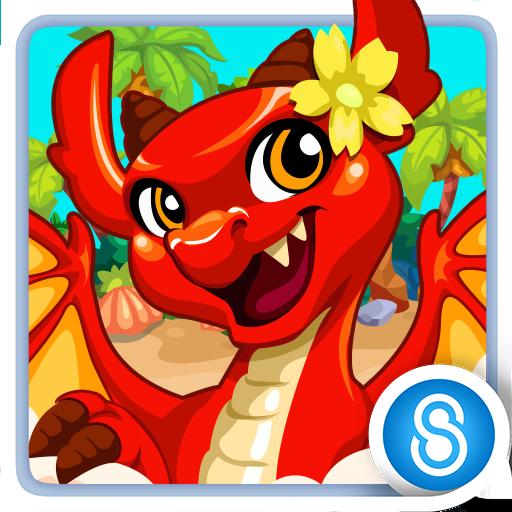龍族物語:熱帶島嶼 休閒 App LOGO-硬是要APP