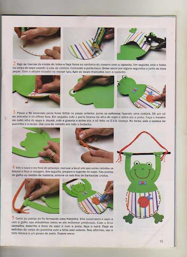تعليقة للاقلام اعمال فنية للاطفال اشغال يدوية