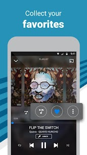 Deezer Music & MP3 Player: Songs, Radio & Podcasts Premium v6.0.7.128 [Mod] APK 1