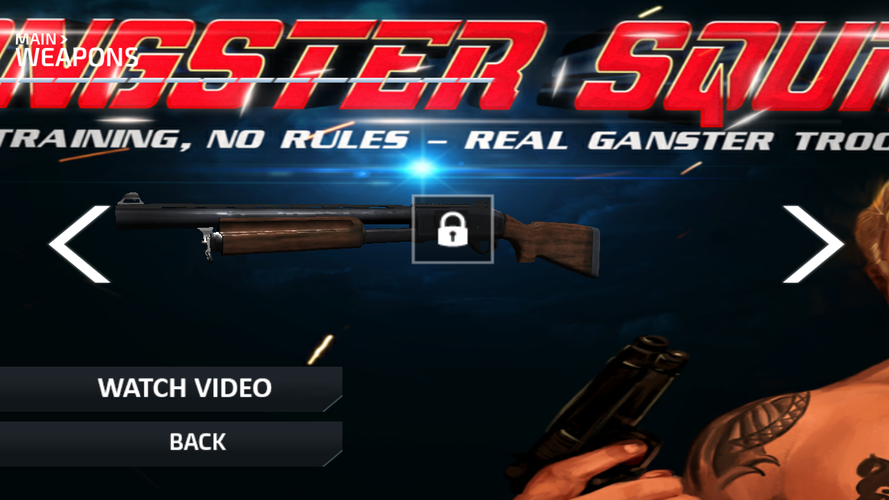 Gangster squad assasin- screenshot