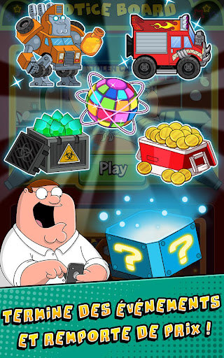 Family Guy- Another Freakin' Mobile Game  captures d'écran 4