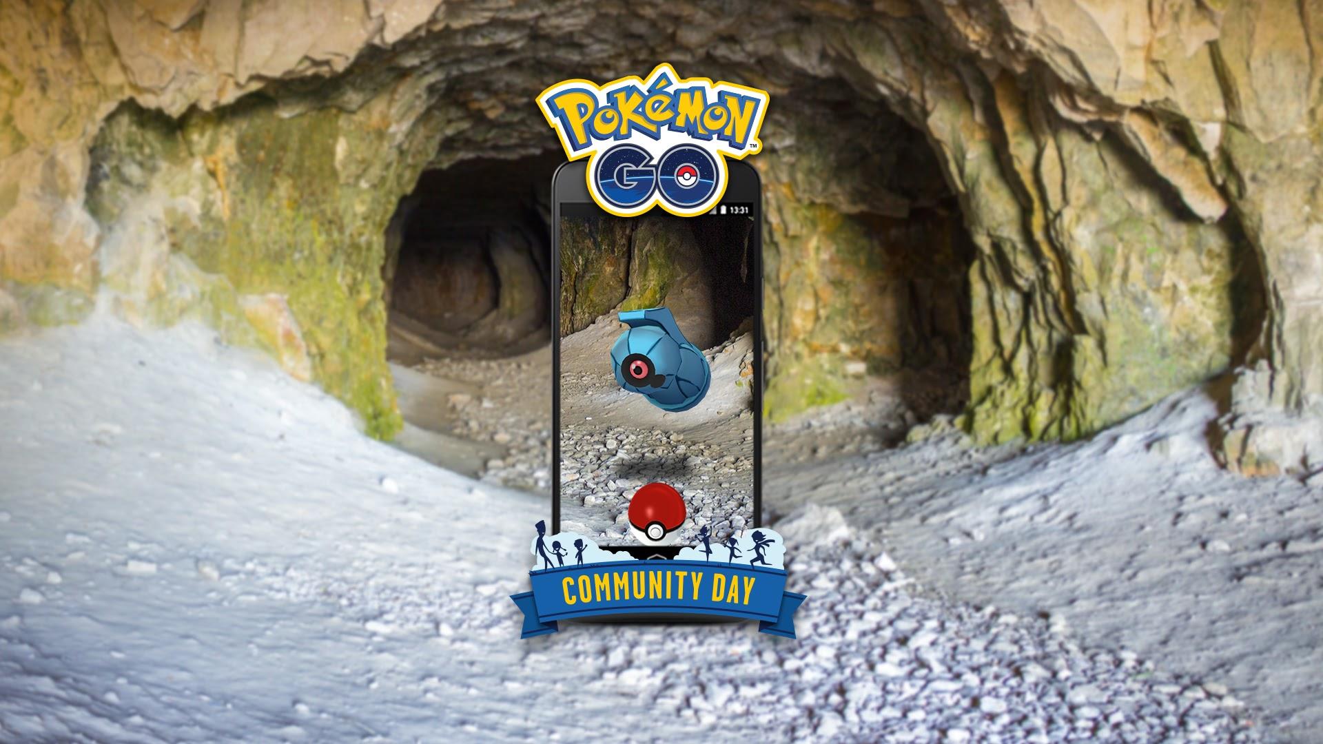 [Pokémon GO Community Day Beldum - Image by Pokémon GO]