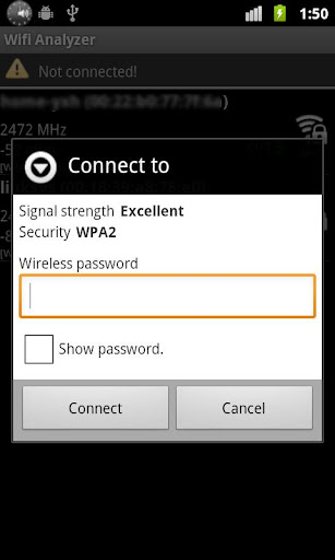 Wifi Connecter Library 2.0.3 screenshots 2