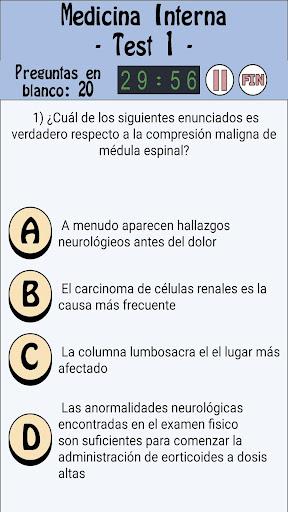 TestOpos Medicina General filehippodl screenshot 11