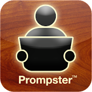 Prompster Public Speaking App  Icon