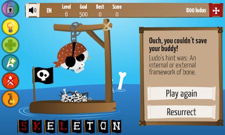 Hangman Deluxe Premium 1.8.1 screenshot 638478