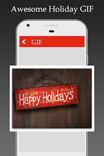 Holiday GIFs Collections - náhled