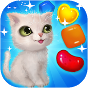 Game Candy Cats apk for kindle fire
