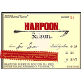 Logo of Harpoon 100 Barrel Series Saison