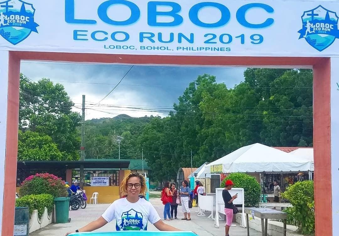 Loboc Eco Run 2019