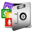 File Vault+Lock Photos,Videos icon