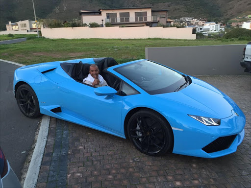 Wrong Shade Of Blue Lamborghini Makes Buyer See Red