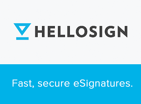HelloSign: Online signatures made easy