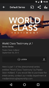 Epicenter of Worship- screenshot thumbnail