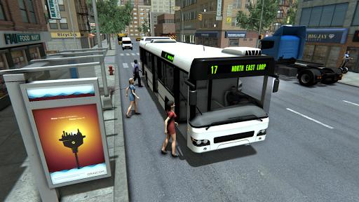 City Bus Simulator 2019 - Driving Simulation Game 0.1f 2