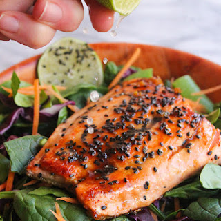Salmon With Lime And Honey Recipes