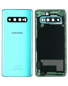 Galaxy S10 Back Cover Green