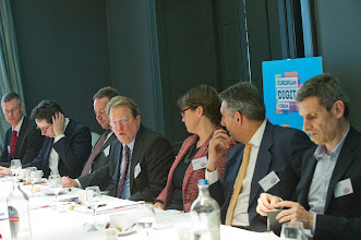 Photo: High-Level Working Lunch on Making the Investment Plan and the European Strategic Investment Fund a Success