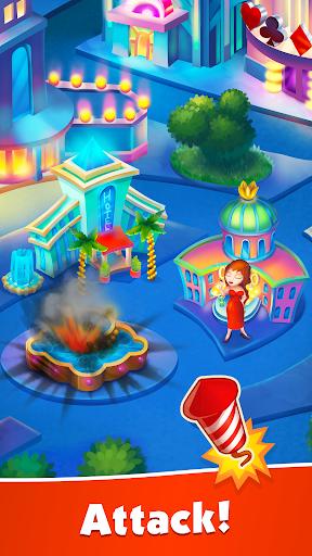 Spin Voyage: raid coins, build and master attack!  screenshots 2